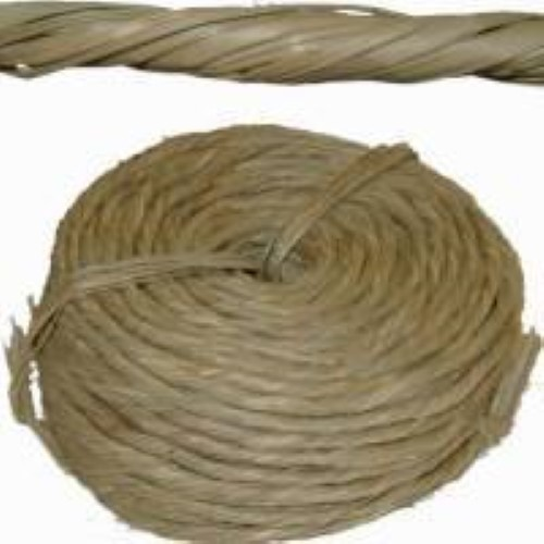 """PRETWISTED SEAGRASS - Approximately 1/4""""diameter - 1 lb Coil SG-7710"""