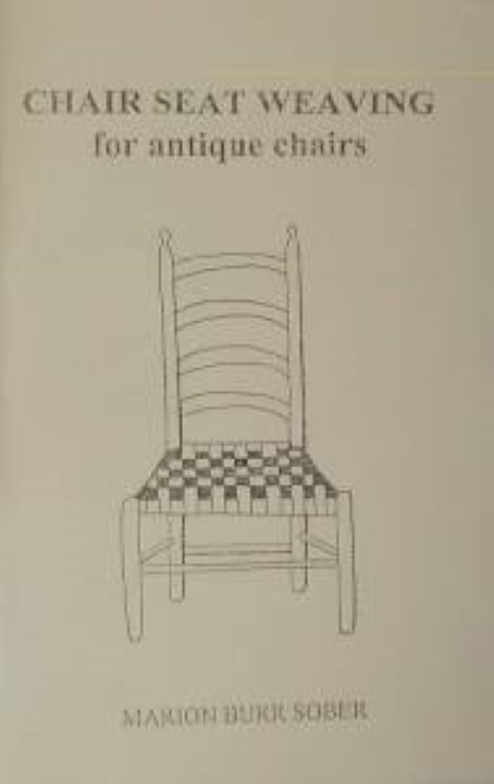 (OUT OF STOCK) - Chair Seat Weaving for Antique Chairs A-0025
