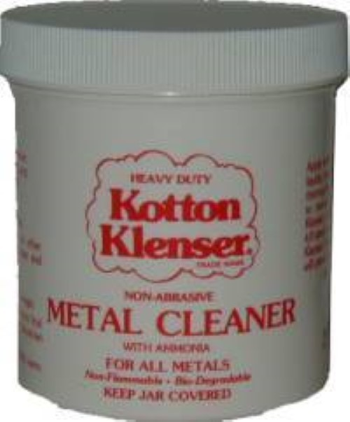 KOTTON KLENSER METAL CLEANER - 16 oz. Jar J-3412