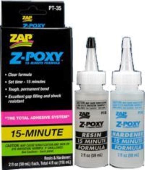 15 Minute Epoxy Glue J-6827