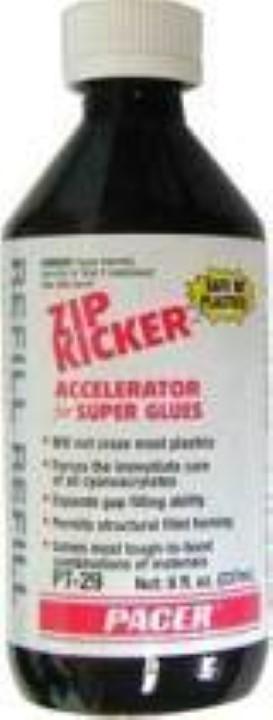 Zip Kicker Accelerator 8 oz. Refill G-6894