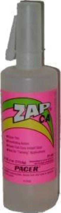 Zap-CA Adhesive - Super Thin - 4 oz. G-6871