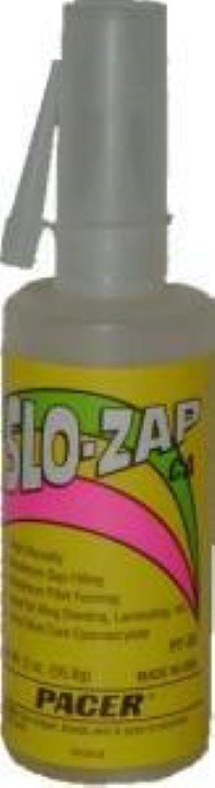 Slo-Zap Adhesive - Super Thick - 2 oz. G-6890