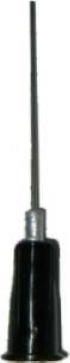 Replacement black Syringe needle - glue solvent PL-6844
