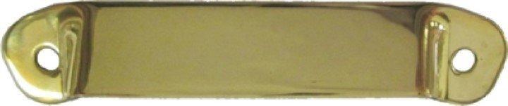 Sellers Roll Door Lift - Brass cabinet antique vintage B-1391