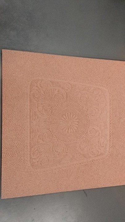 Seat - Sunflower Pattern