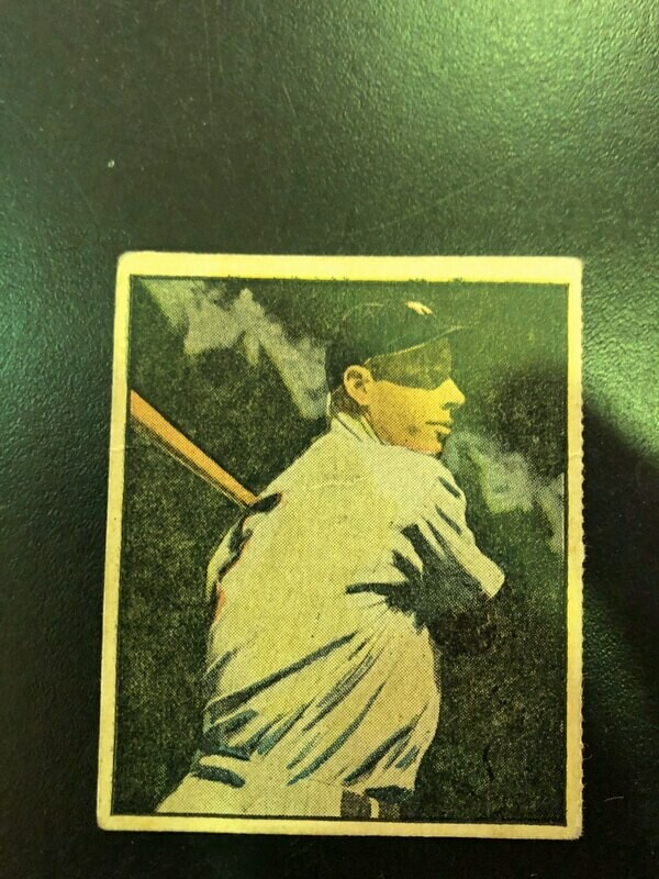 1951 Berk Ross #2-5 Joe DiMaggio $295