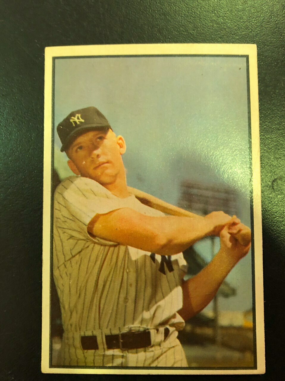1953 Bowman #59 Mickey Mantle, List $2500, sell $895