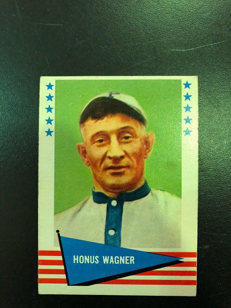 1961 Fleer #150 Honus Wagner, List $50, Sell $40