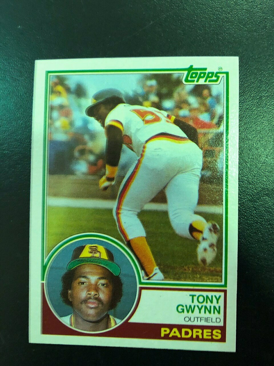 1983 Topps Tony Gwynn rookie, $30