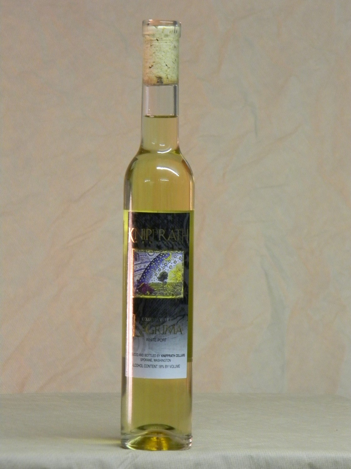 Lagrima White Port 375 mL