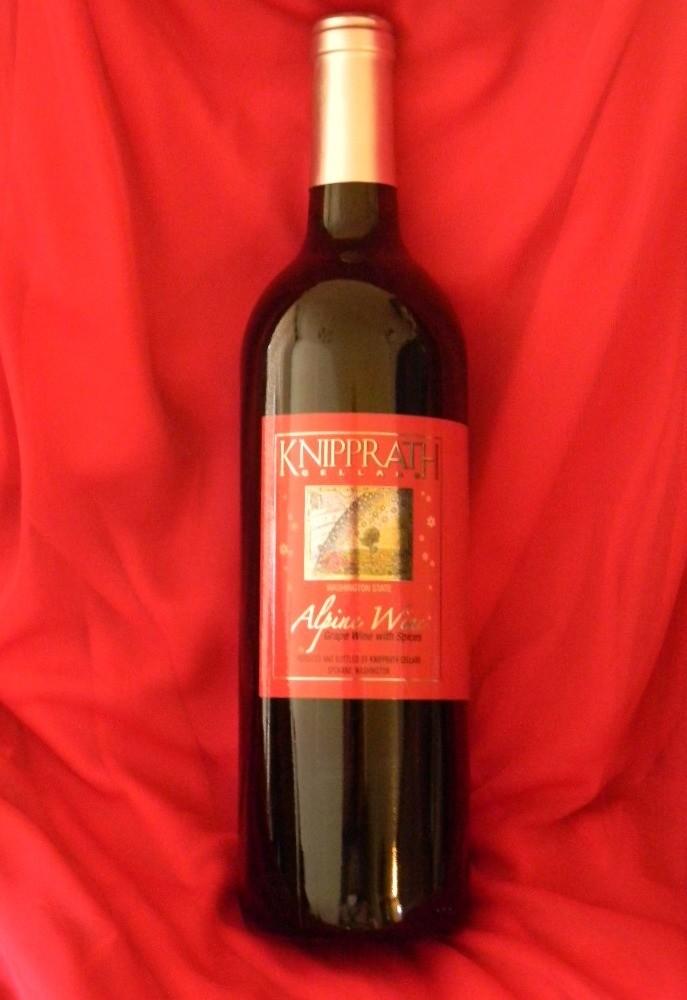 Alpine Spiced Wine