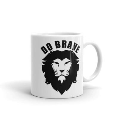 Do Brave Mug