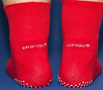 GripSox Stretch Top® Red