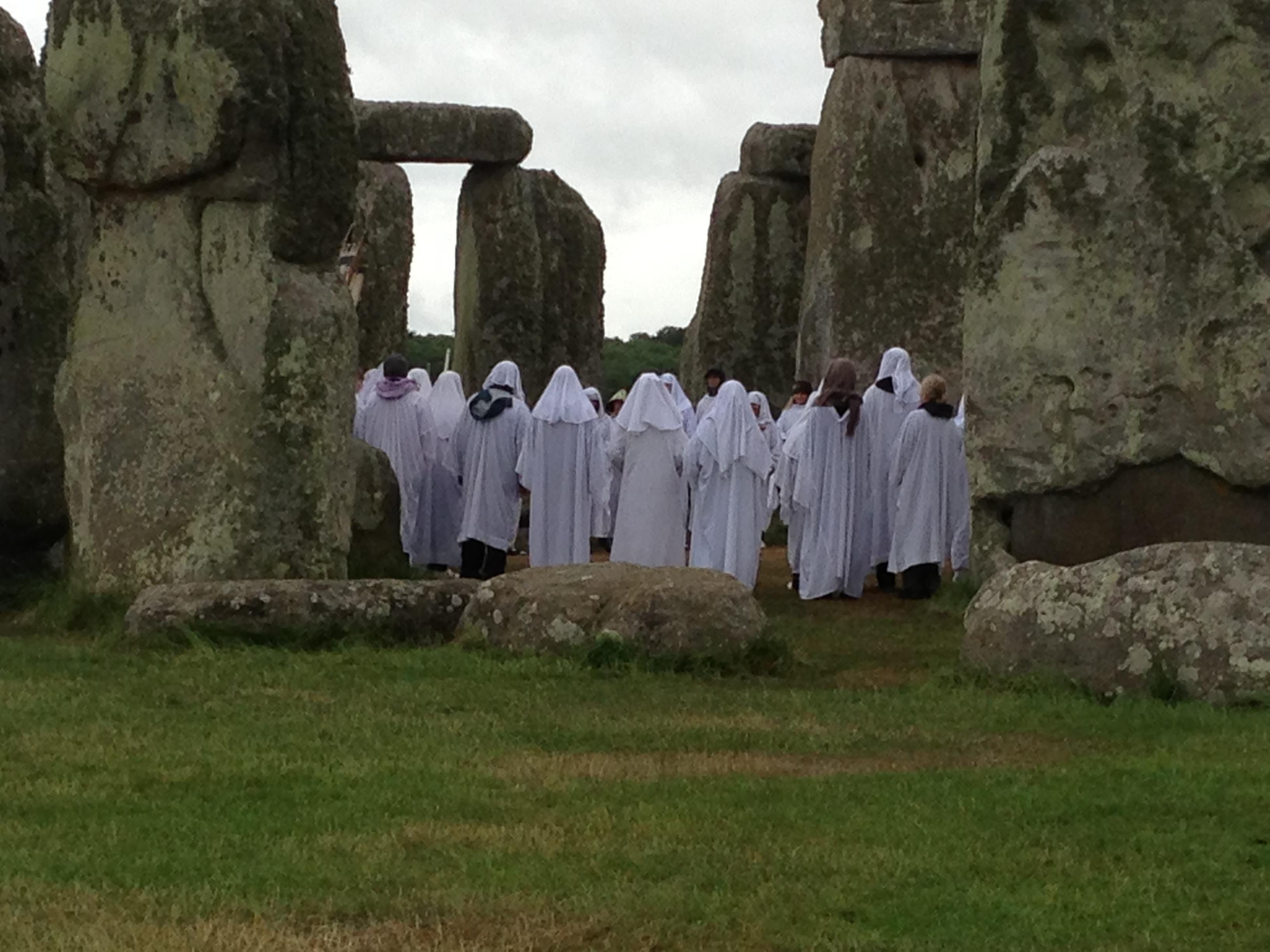 Ancient Druid Ceremony