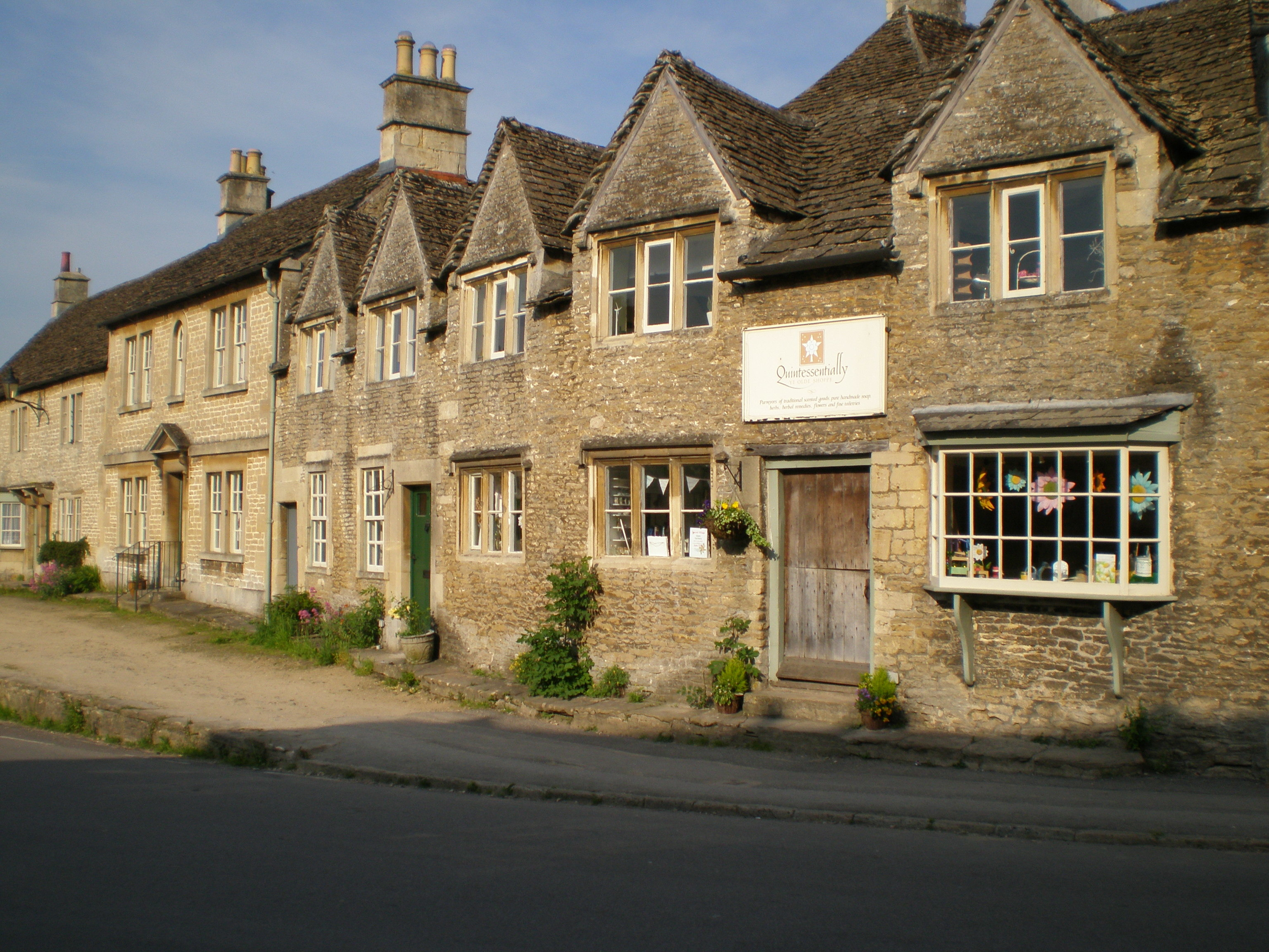 Charming Lacock