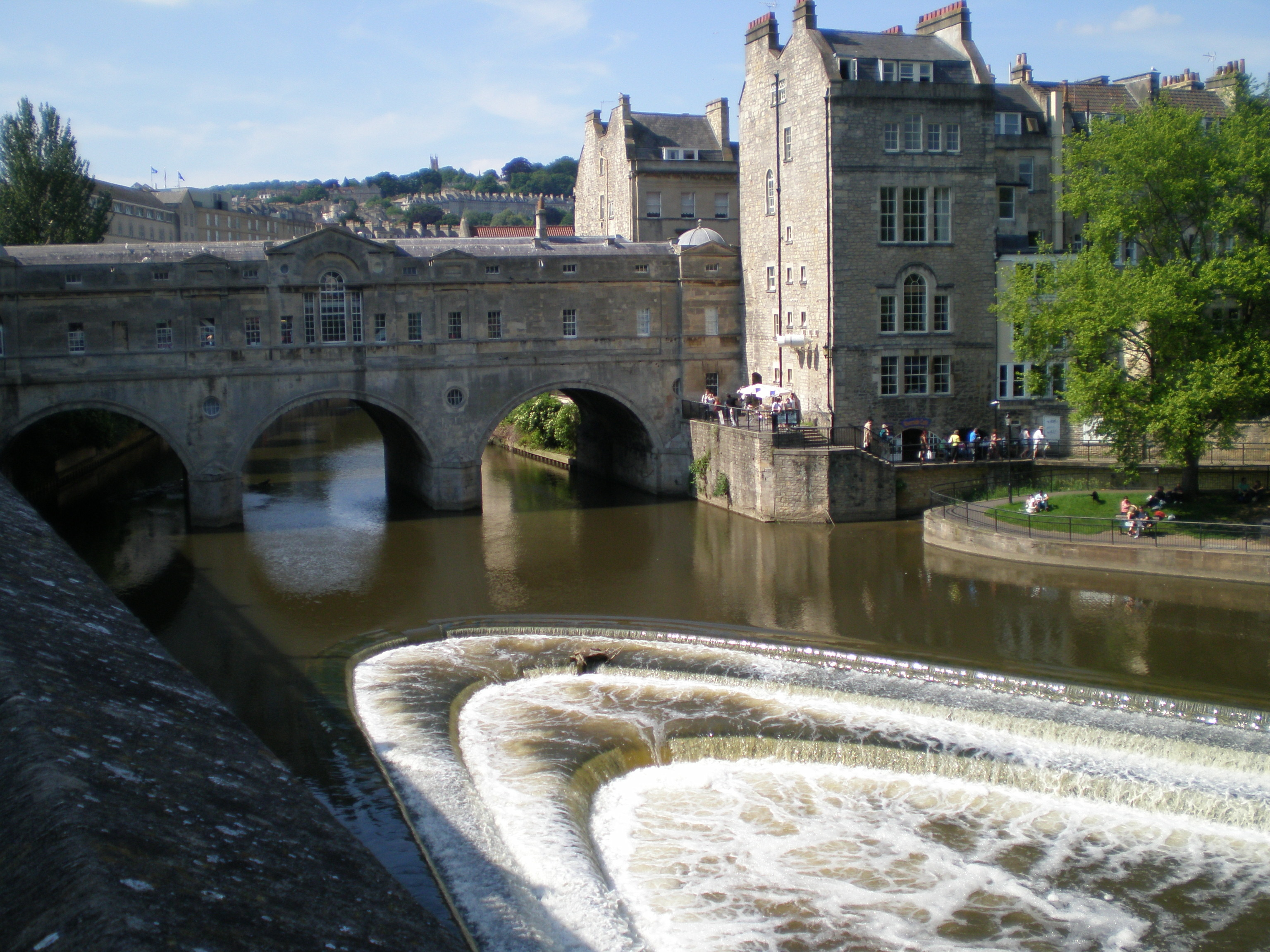 Pultaney Bridge Bath