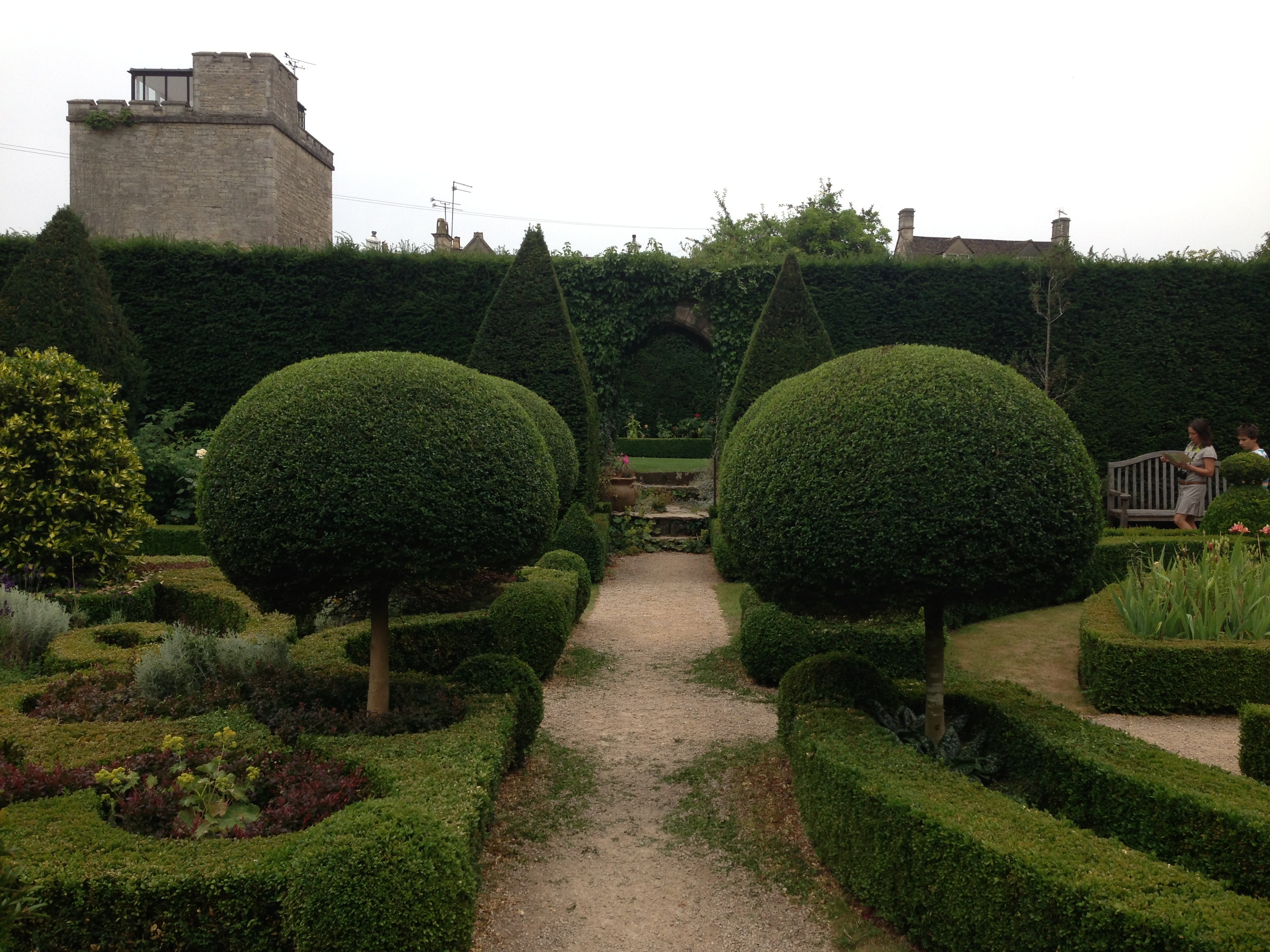 Visit the Grounds and Gardens