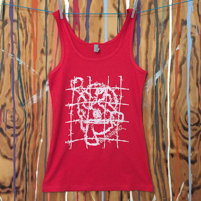 SKETCHY Women's Tank Top