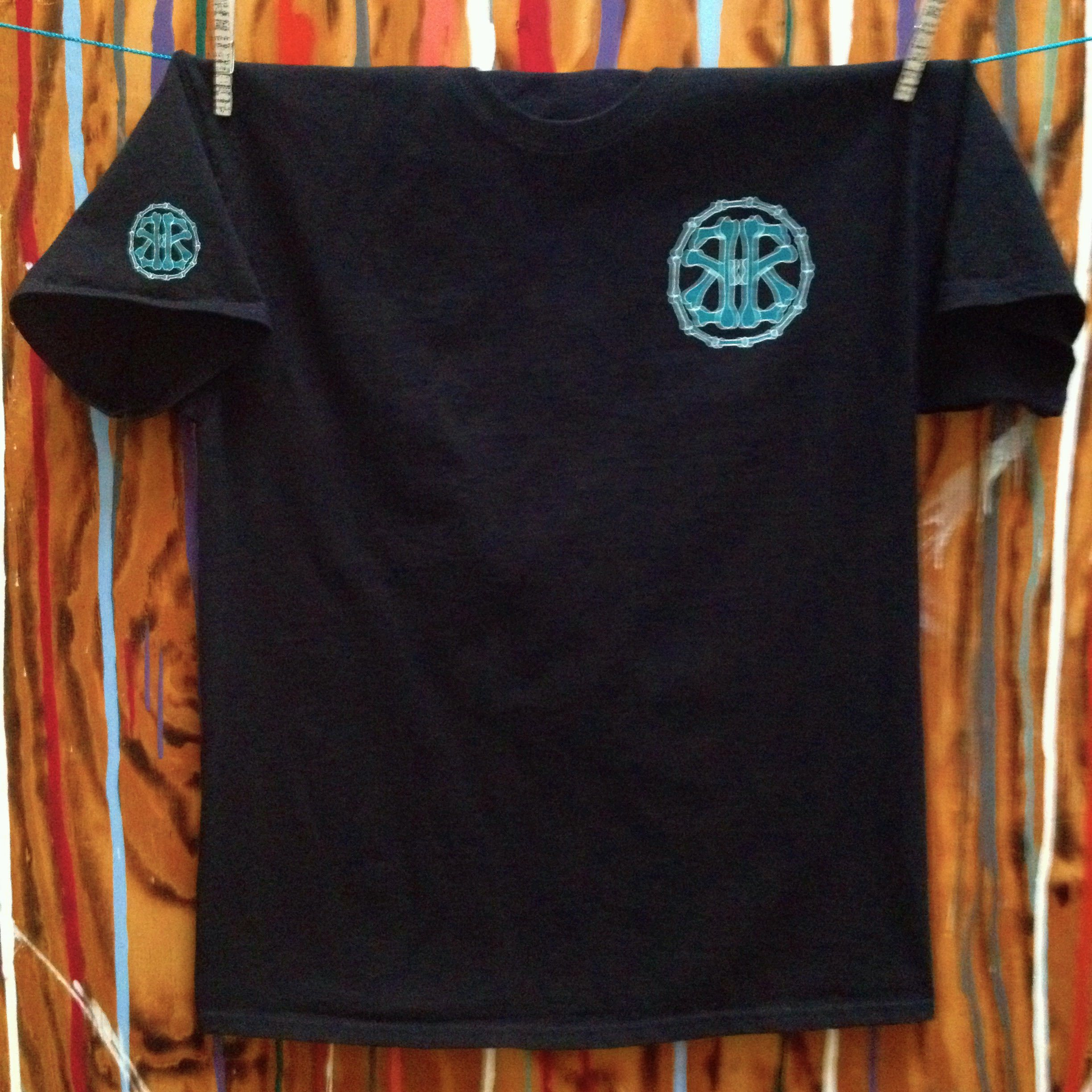 CIRCLE13 Unisex Tee...Two logo Colors available C13UT