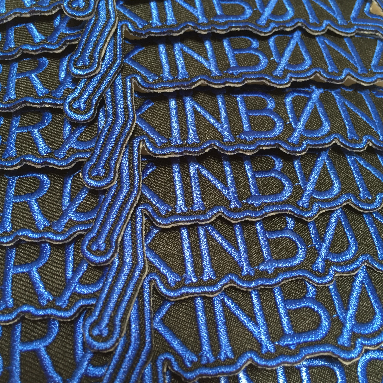 BRØKINBØNZ Embroidered Patch BBEP