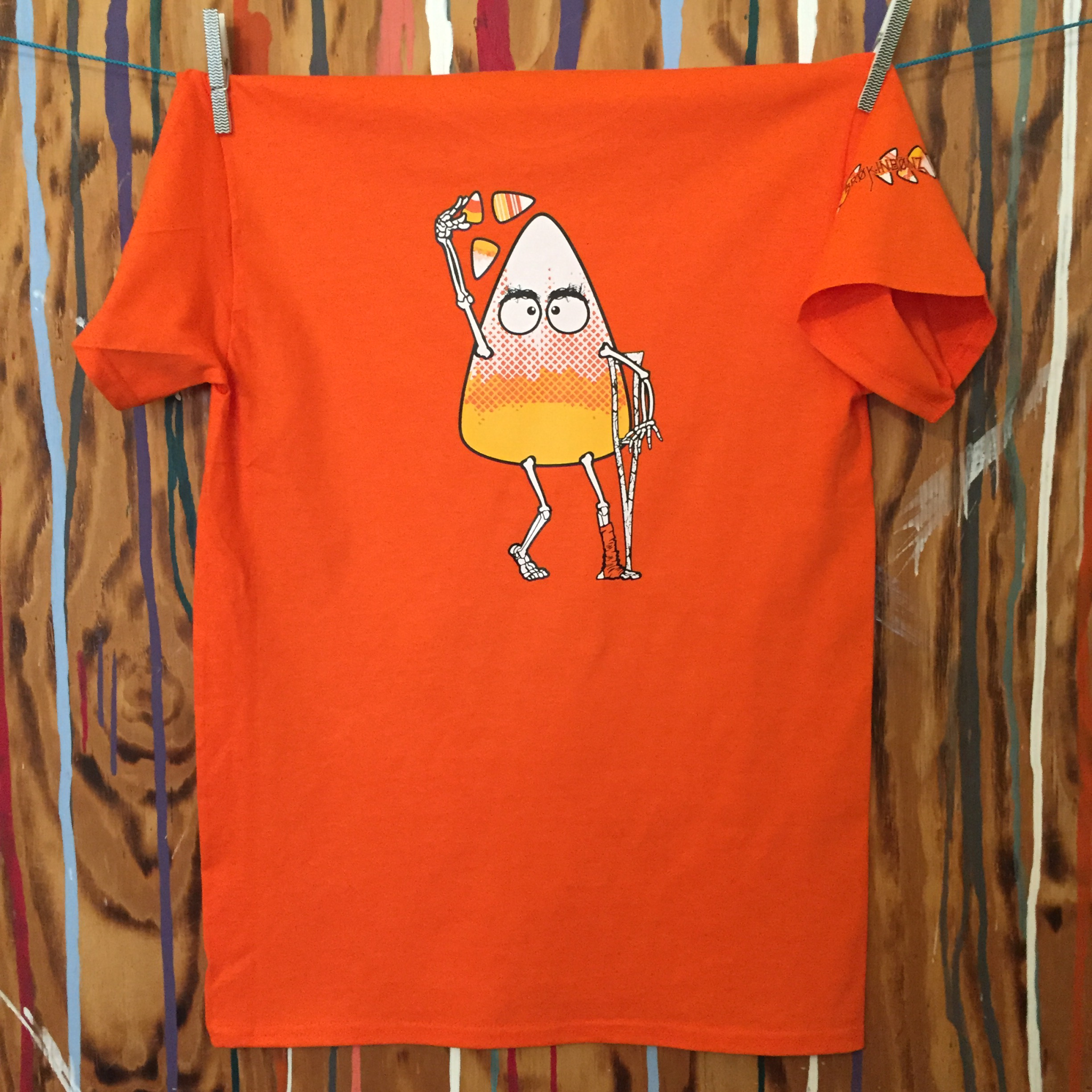 JIMMY CRACKED HIS CORN Unisex Tee...Available with custom fraction