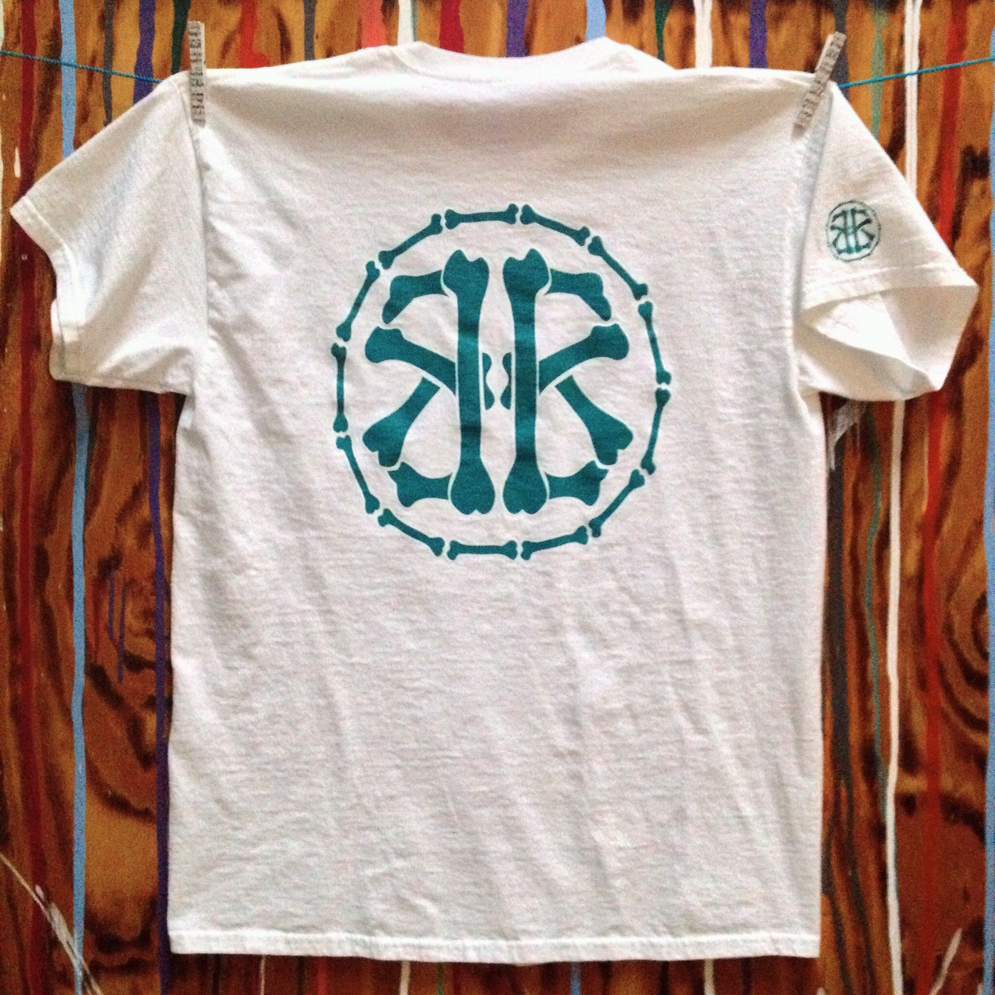 CIRCLE13 Unisex Tee...Two logo Colors available