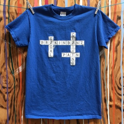 CROSSWORD PUZZLE Unisex Tee with Custom Fraction