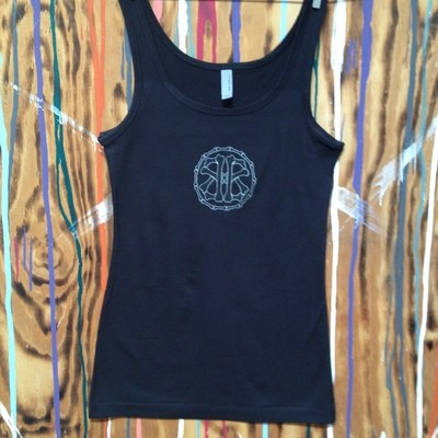 CIRCLE13 Women's Tank Top...Two logo colors available