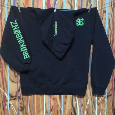 Original BRØKINBØNZ Unisex Pull Over Hoodie...Two design colors available
