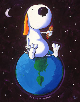 Dog Eat Dog World