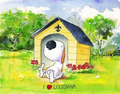 I Love Louisiana