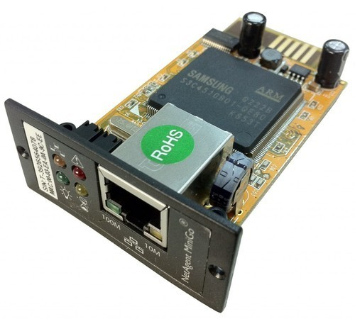 AS400 Relay Card