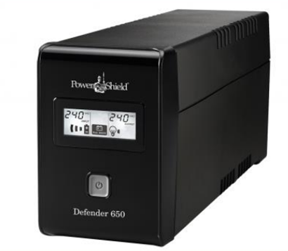 Defender 650VA UPS (Box of 4 Units)