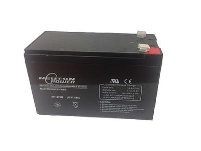 Neuton Power 12V 7.2AH UPS Batteries (Box of 5) Wholesale