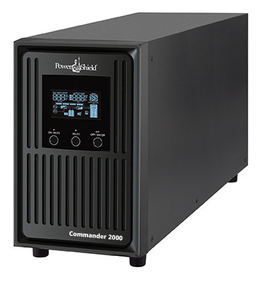 NEW - Commander Tower 2000VA UPS