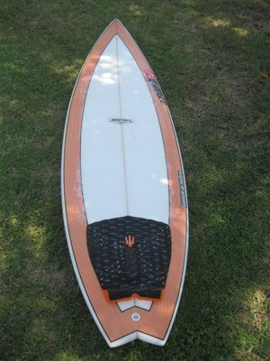 6'6 Mt. Woodgee Swallow tail