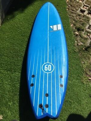 6'0 softboard near new
