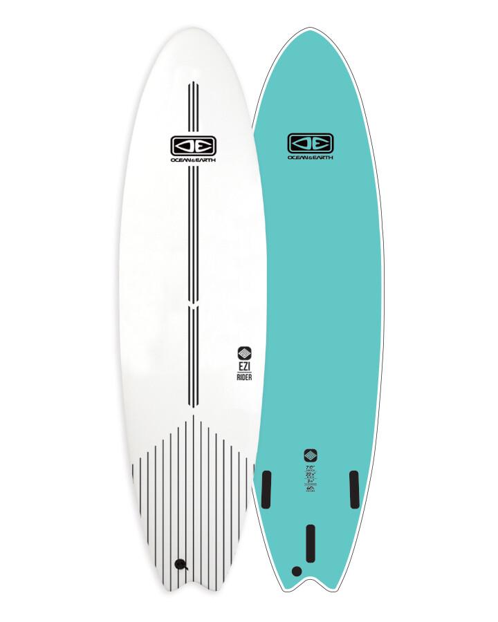 6'0 New O&E Softboard
