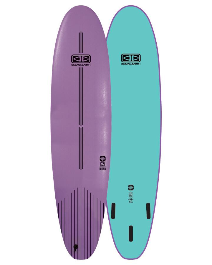 """New 7'6"""" O&E Softboard"""