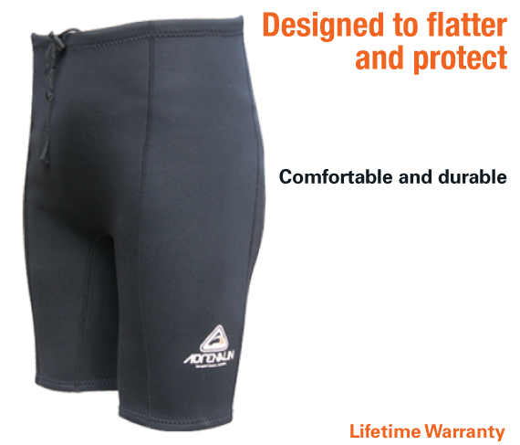 Surfshorts - for Ladies/Girls Neoprene