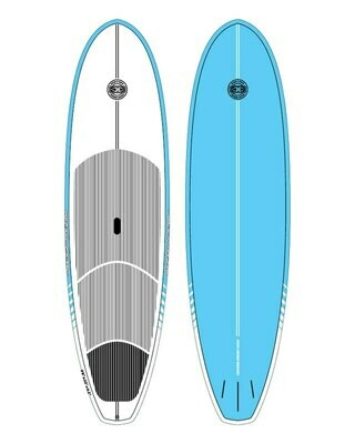 10 ft. New O&E Bamboo SUP board