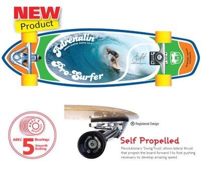 Adrenalin 'Pro Surfer' Skateboard