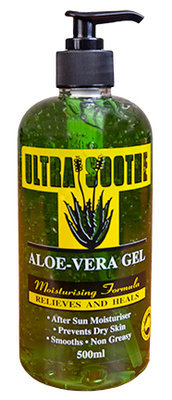 Aloe Vera 500 ml Tub