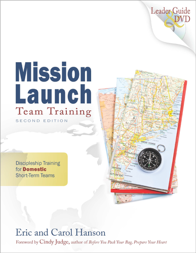 Mission Launch Team Training: Domestic Leader Guide/DVD, 2nd Ed.