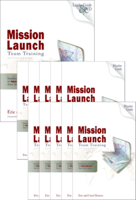 Mission Launch International Team Pack, 2nd Ed.