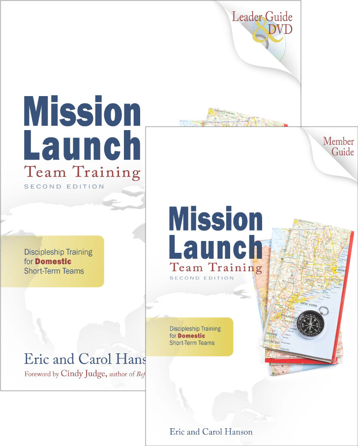 Mission Launch Domestic Intro Pack, 2nd Ed.