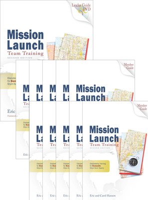Mission Launch Domestic Team Pack, 2nd Ed.