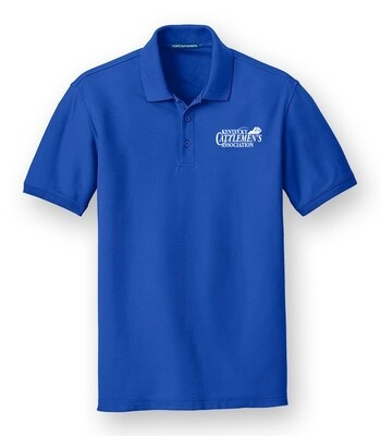 KCA Men's or Ladies Polo