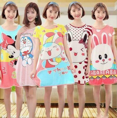 Paquete de 5 vestido pijama